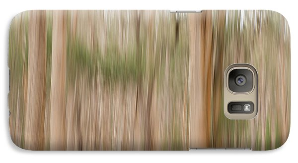 Galaxy Case featuring the photograph Abstract Woods Photograph by Ivy Ho