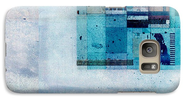 Galaxy Case featuring the digital art Abstractitude - C02v by Variance Collections