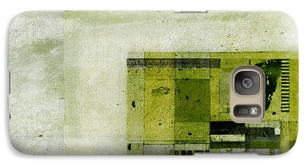 Galaxy Case featuring the digital art Abstractitude - C4bv2 by Variance Collections