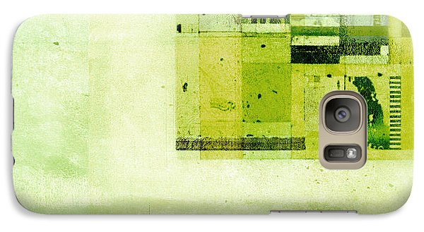 Galaxy Case featuring the digital art Abstractitude - C4v by Variance Collections