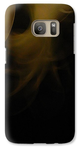 Galaxy Case featuring the photograph Abysmal Beasts by Christophe Ennis