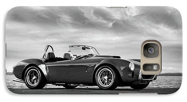 Ac Shelby Cobra Galaxy Case by Mark Rogan