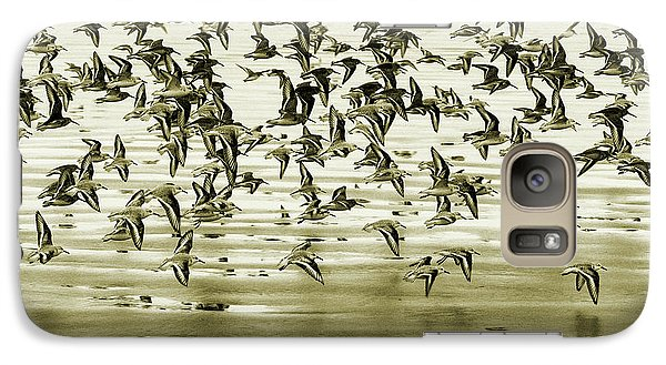Galaxy Case featuring the photograph Acceptance 2 by Mary Jo Allen