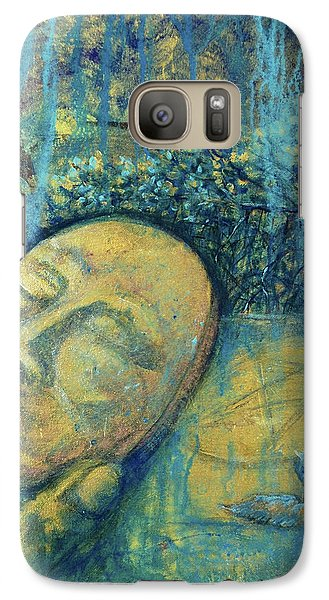 Ace Of Coins Galaxy S7 Case