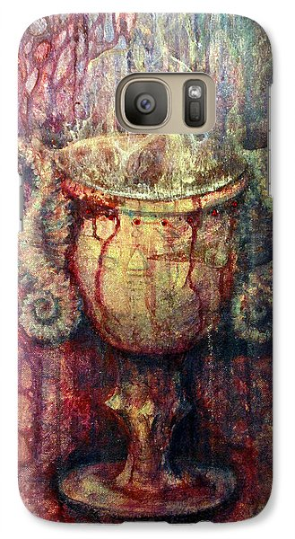 Ace Of Cups Galaxy S7 Case