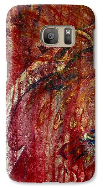 Ace Of Swords Galaxy S7 Case