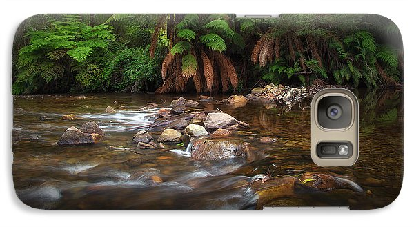 Galaxy Case featuring the photograph Acheron River by Tim Nichols