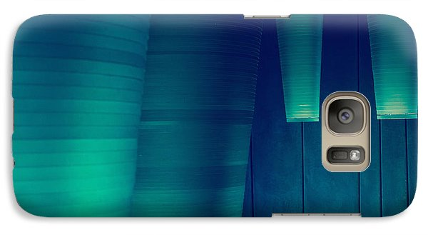 Galaxy Case featuring the photograph Acoustic Wall by Bobby Villapando