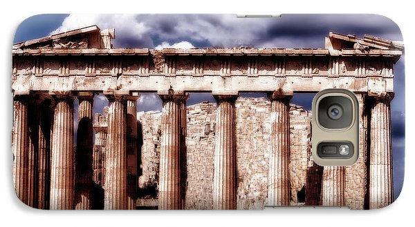 Acropolis Of Greece Galaxy S7 Case