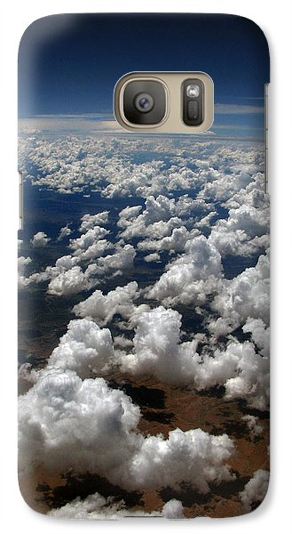 Galaxy Case featuring the photograph Across The Miles by Joanne Coyle