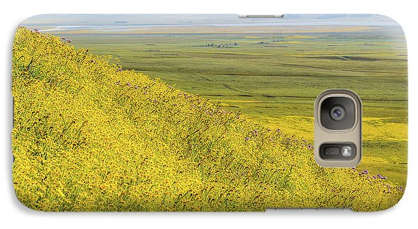 Galaxy Case featuring the photograph Across The Plain by Marc Crumpler