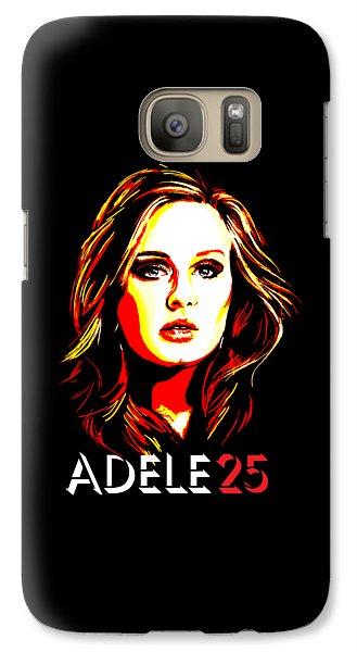 Adele 25-1 Galaxy S7 Case