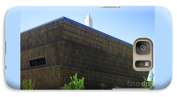 Smithsonian Museum Galaxy S7 Case - African American History And Culture 1 by Randall Weidner