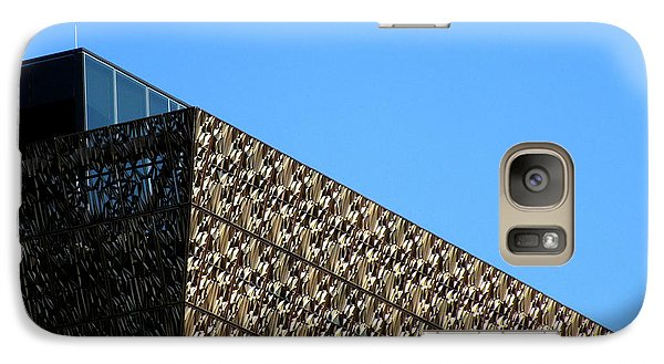 Smithsonian Museum Galaxy S7 Case - African American History And Culture 2 by Randall Weidner