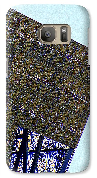 African American History And Culture 4 Galaxy S7 Case