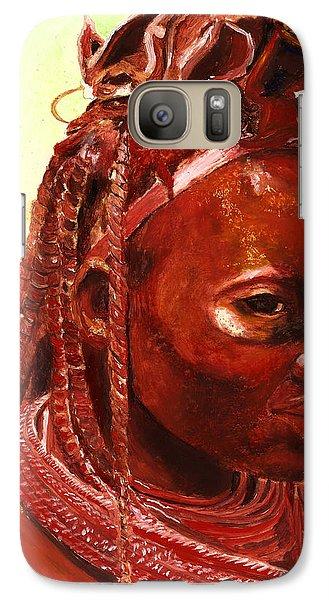 African Beauty Galaxy Case by Enzie Shahmiri