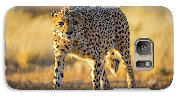 African Cheetah Galaxy S7 Case