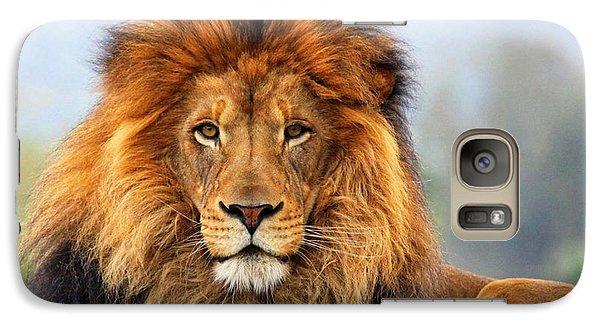 African Lion 1 Galaxy S7 Case