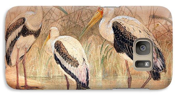 African Tantalus Pseudotantalus Ibis Galaxy S7 Case