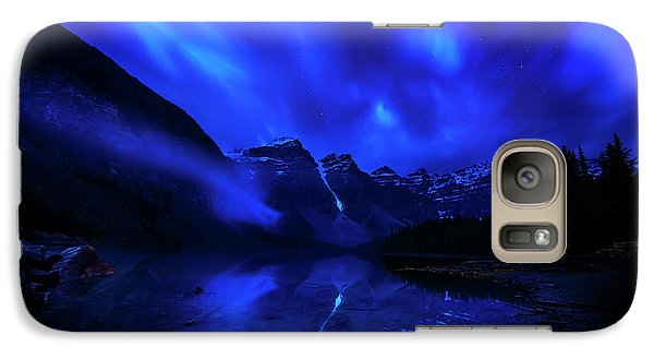Galaxy Case featuring the photograph After Midnight by John Poon