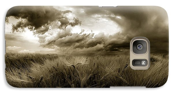 Galaxy Case featuring the photograph After The Storm  by Franziskus Pfleghart