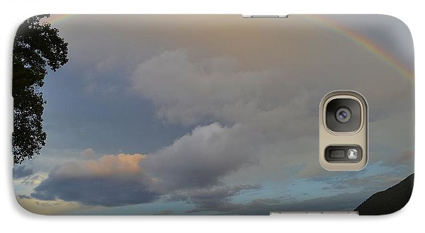 Galaxy Case featuring the photograph After The Storm by James McAdams