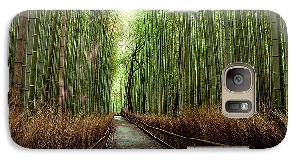 Afternoon In The Bamboo Galaxy S7 Case