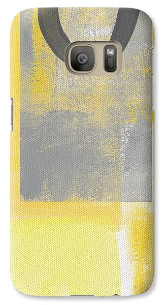 Afternoon Sun And Shade Galaxy S7 Case by Linda Woods