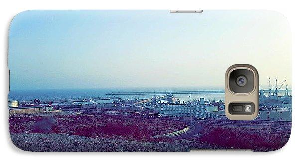Galaxy S7 Case - Agadir Nature by Hassan Boumhi