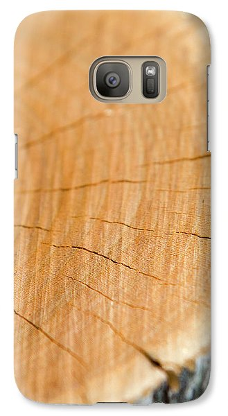 Galaxy S7 Case featuring the photograph Against The Grain by Christina Rollo