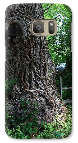 Galaxy Case featuring the photograph Aging Gracefully by Joanne Coyle