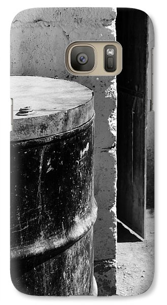 Drum Galaxy S7 Case - Agua by Skip Hunt
