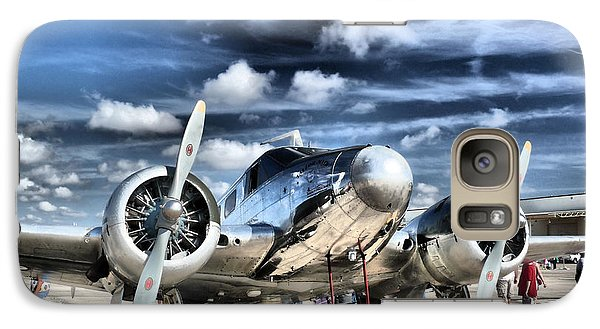 Airplanes Galaxy S7 Case - Air Hdr by Arthur Herold Jr