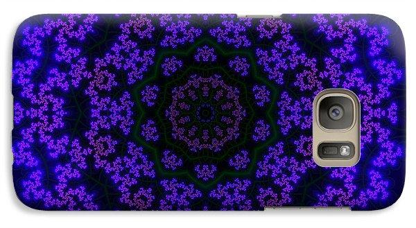 Galaxy Case featuring the digital art Akbal 10 by Robert Thalmeier