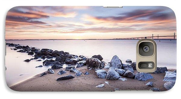 Galaxy Case featuring the photograph Alakazam by Edward Kreis