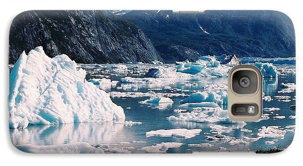 Galaxy Case featuring the photograph Alaska In The Spring by Judyann Matthews