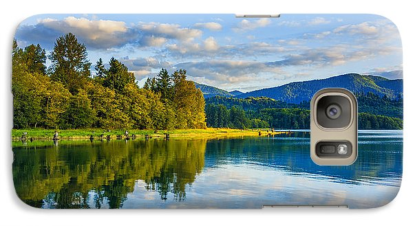 Alder Lake Reflection Galaxy S7 Case