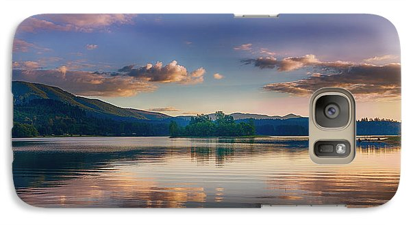 Alder Lake Sunset Galaxy S7 Case