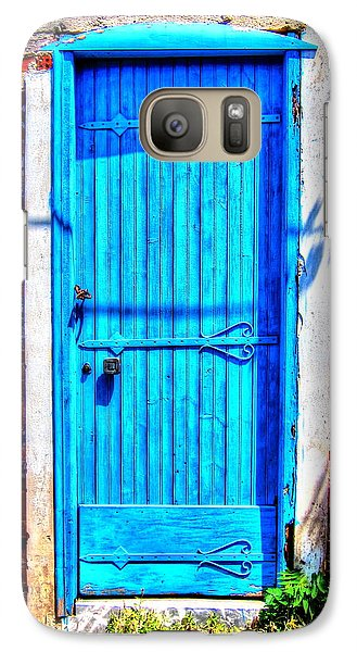 Galaxy Case featuring the photograph Aleph Behind by Andreas Thust