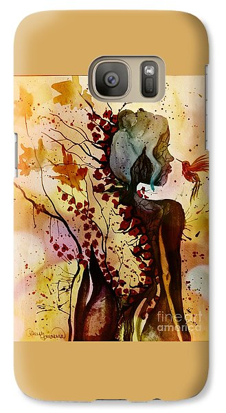 Alex In Wonderland Galaxy S7 Case