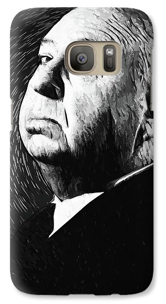 Alfred Hitchcock Galaxy S7 Case