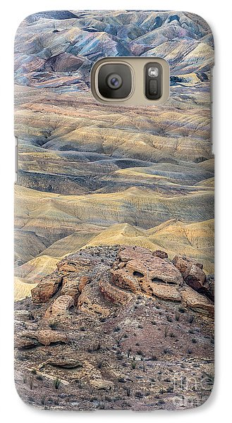 Alien Homes II Galaxy S7 Case