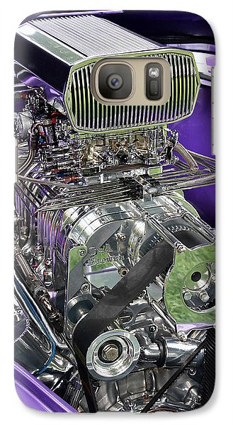 All Chromed Engine With Blower Galaxy S7 Case