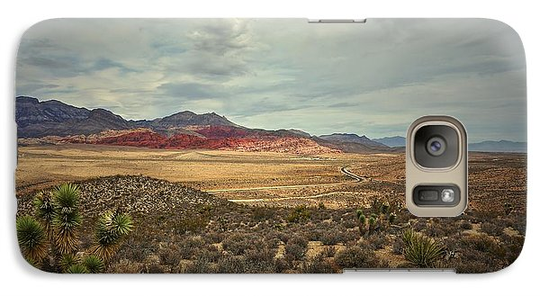 Galaxy Case featuring the photograph All Day by Mark Ross