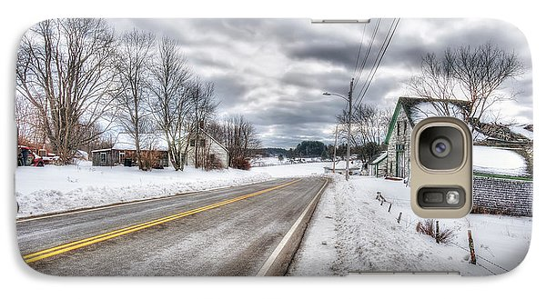 Galaxy Case featuring the photograph All Roads Lead To Where We Go by Richard Bean
