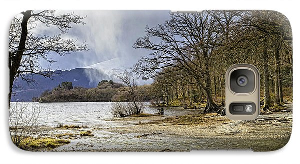 Galaxy Case featuring the photograph All Seasons At Loch Lomond by Jeremy Lavender Photography