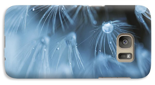 Galaxy Case featuring the photograph All That Glitters Is Not Gold by Rebecca Cozart