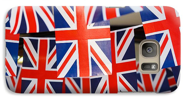 Galaxy Case featuring the photograph All Things British by Digital Art Cafe