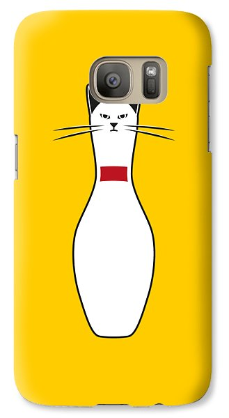 Alley Cat Galaxy S7 Case