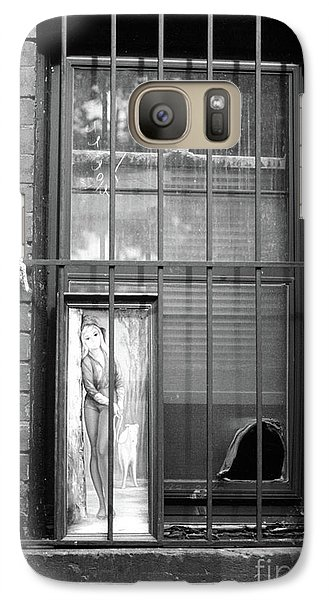 Galaxy Case featuring the photograph Almost Home by Joe Jake Pratt